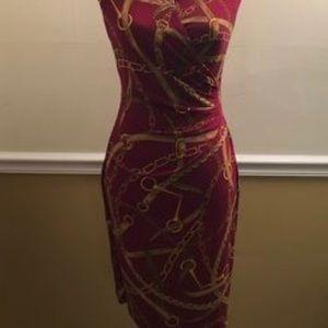 Ralph Lauren size 14 classic dress